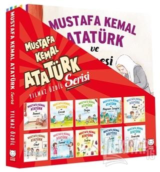 Mustafa Kemal Atatürk Serisi (10 Kitap Takım) - Kitap16