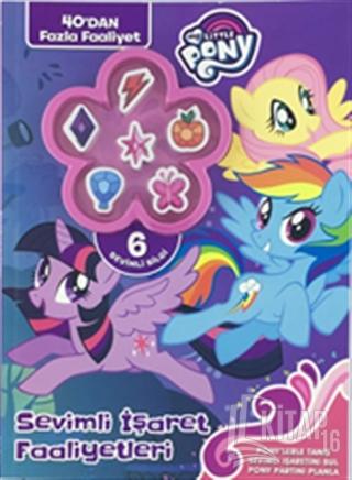 My Little Pony - Sevimli İşaret Faaliyetleri - Kitap16