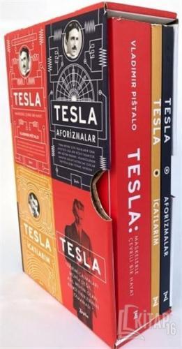 Nikola Tesla Seti - Kitap16