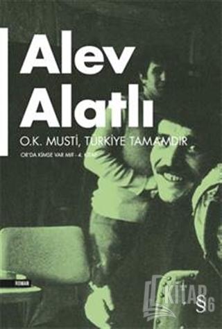 O.K Musti Türkiye Tamamdır - Kitap16