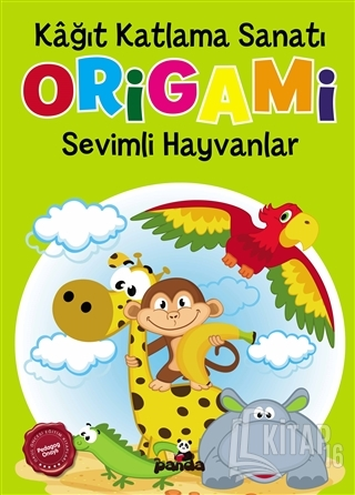 Origami - Kağıt Katlama Sanatı - Kitap16