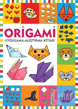Origami / Uygulama - Alıştırma Kitabı - Kitap16