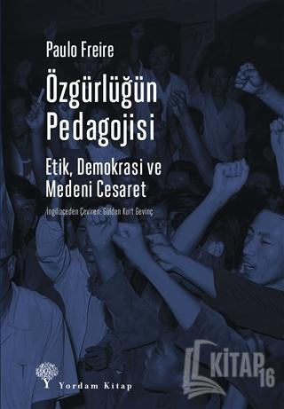 Özgürlüğün Pedagojisi - Kitap16