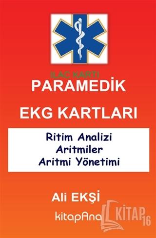 Paramedik EKG Kartları - Kitap16