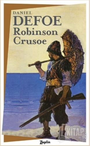 Robinson Crusoe - Kitap16