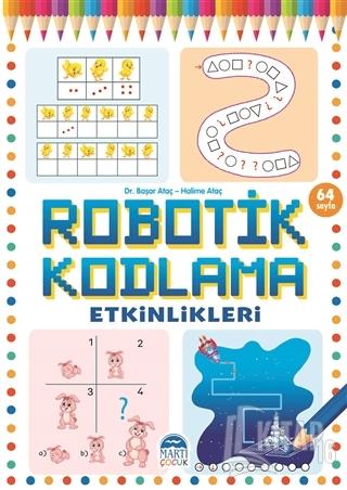 Robotik Kodlama Etkinlikleri 21 - Kitap16