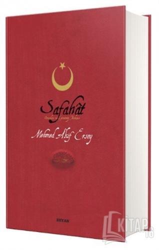 Safahat (Üçlü - Orta Boy) (Ciltli) - Kitap16