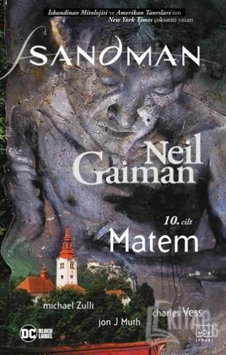 Sandman 10: Matem - Kitap16