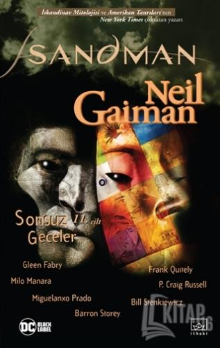 Sandman 11: Sonsuz Geceler - Kitap16