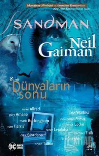 Sandman 8 - Dünyaların Sonu - Kitap16