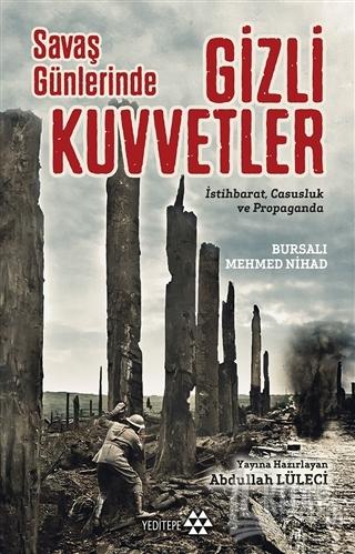 Savaş Günlerinde Gizli Kuvvetler - Kitap16