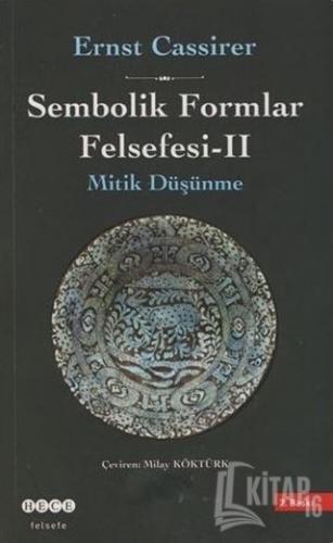 Sembolik Formlar Felsefesi - 2 (Ciltli) - Kitap16