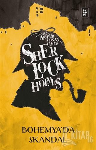 Sherlock Holmes - Bohemya'da Skandal - Kitap16