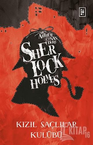 Sherlock Holmes - Kızıl Saçlılar Kulübü - Kitap16