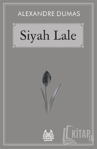 Siyah Lale - Kitap16