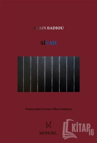 Siyah - Olmayan Rengin Işıltıları - Kitap16