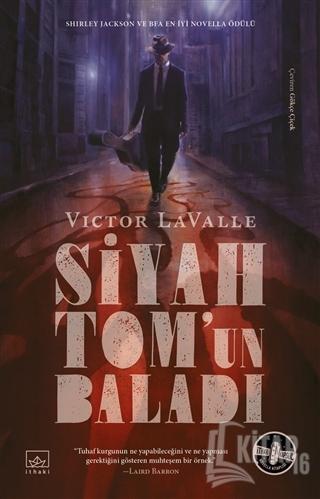 Siyah Tom'un Baladı - Kitap16