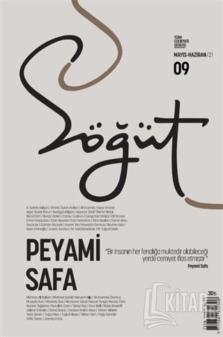 Söğüt - Türk Edebiyatı Dergisi Sayı 09 / Mayıs - Haziran 2021 - Kitap1