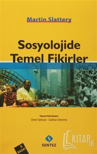 Sosyolojide Temel Fikirler - Kitap16