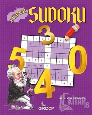 Sudoku Süper - Kitap16