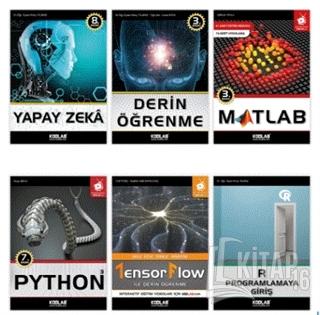Süper Yapay Zeka Mühendisliği Seti (6 Kitap Takım) - Kitap16