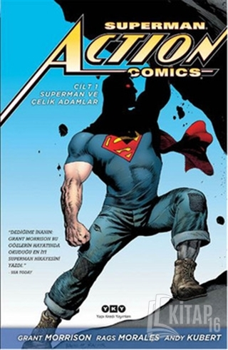 Superman Action Comics Cilt 1 - Kitap16
