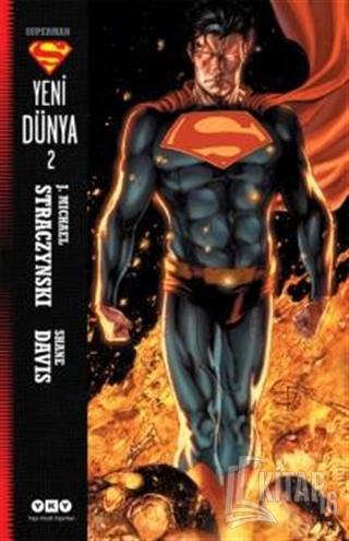 Superman Yeni Dünya 2 - Kitap16