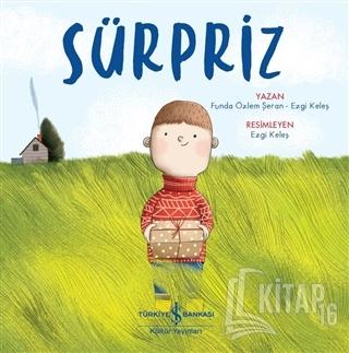 Sürpriz - Kitap16