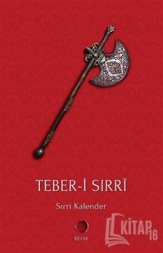 Teber-i Sırri - Kitap16