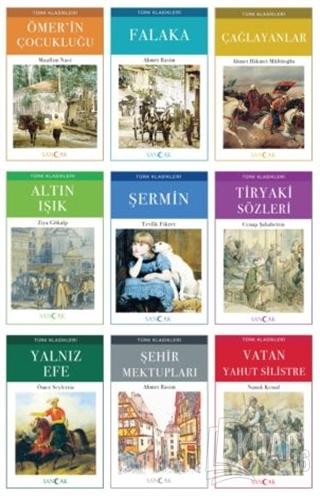 Türk Klasikleri Seti (9 Kitap Takım) - Kitap16
