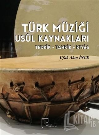 Türk Müziği Usül Kaynakları - Kitap16