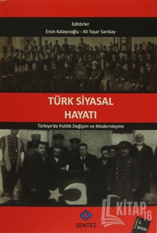Türk Siyasal Hayatı - Kitap16