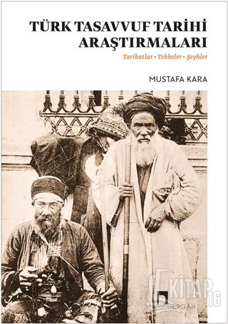 Türk Tasavvuf Tarihi Araştırmaları - Kitap16