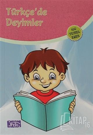 Türkçe'de Deyimler - Kitap16