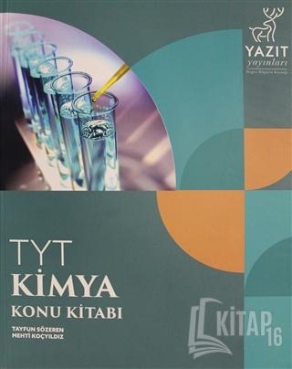 TYT Kimya Konu Kitabı - Kitap16