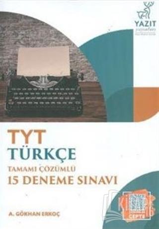 TYT Türkçe Tamamı Çözümlü 15 Deneme Sınavı 2020 - Kitap16