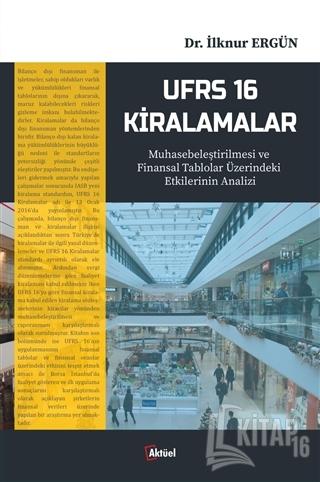 UFRS 16 Kiralamalar - Kitap16