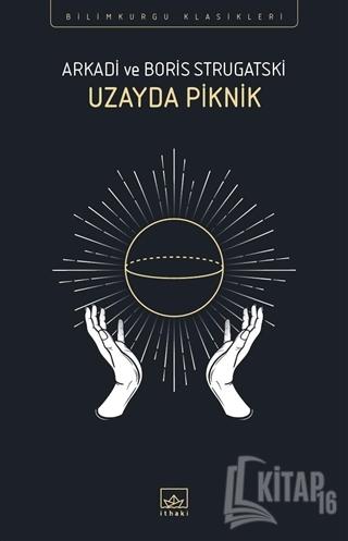 Uzayda Piknik - Kitap16