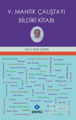 V. Mantık Çalıştayı Bildiri Kitabı - Kitap16