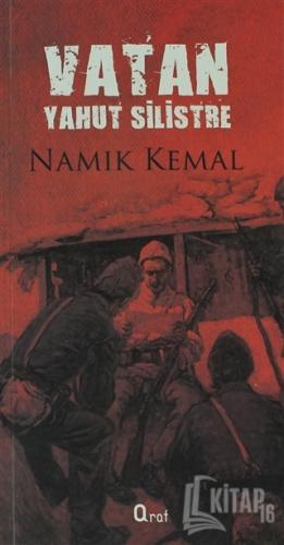 Vatan Yahut Silistre - Kitap16