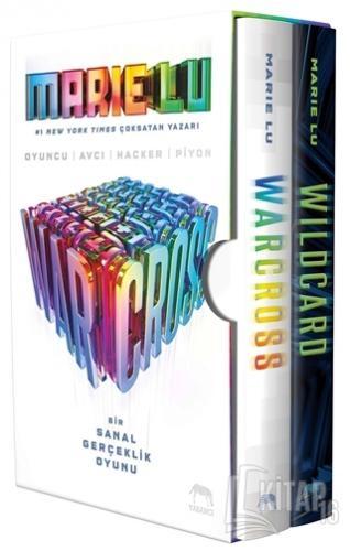 Warcross Serisi Kutulu Set (2 Kitap Takım) (Ciltli) - Kitap16
