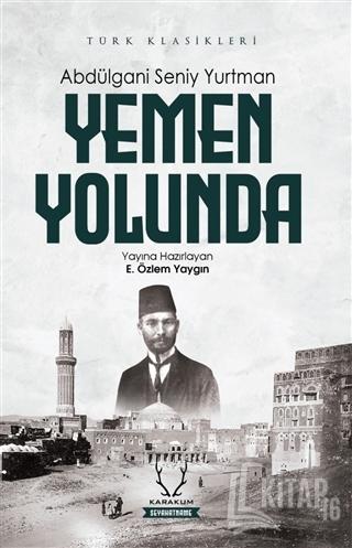 Yemen Yolunda - Kitap16