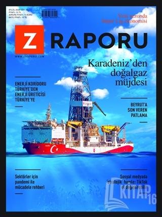 Z Raporu Dergisi Sayı: 16 Eylül 2020 - Kitap16