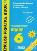 English Practice Book Grade-6 A Comprehensive Workbook for the Students in Primary Education