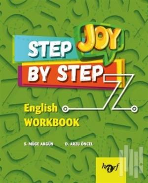 7. Sınıf Step by Step Joy English Workbook