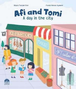 Afi and Tomi - A Day İn The City
