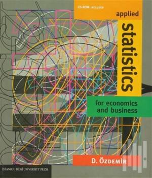 Applied Statistics for Economics and Business CD-Rom Included