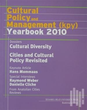Serhan Ada Cultural Policy and Management (KPY) Yearbook 2010 | kitapa