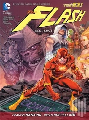 Flash Cilt 3: Goril Savaşı