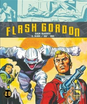 Flash Gordon 20. Cilt
